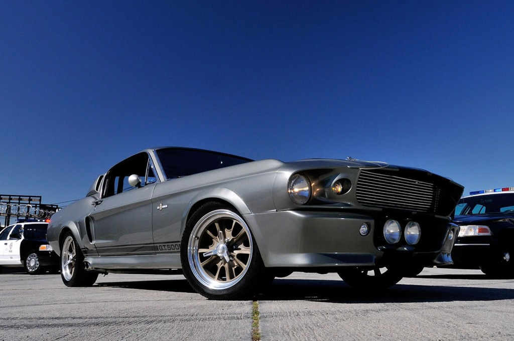 1967 ford mustang eleanor from gone in 60 seconds up for auction - 1967 Ford Mustang Eleanor