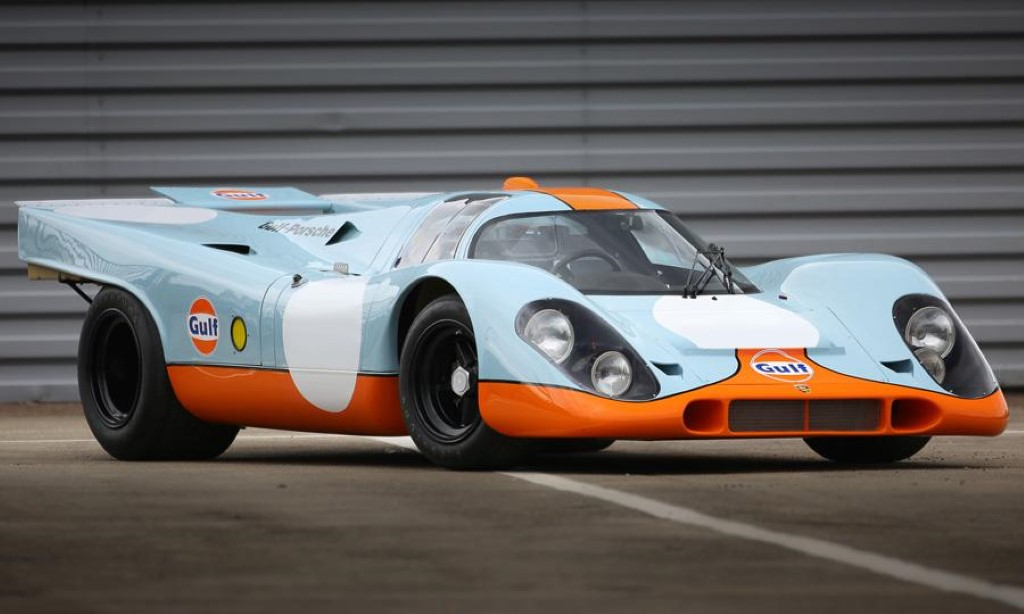 steve mcqueen u0026 39 s  u0026 39 le mans u0026 39  movie porsche 917 up for sale