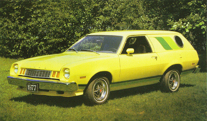 Image 1977 Ford Pinto Cruising Wagon Photo By Wikipedia