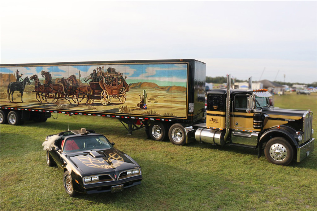What Year Car Was Used In Smokey And The Bandit
