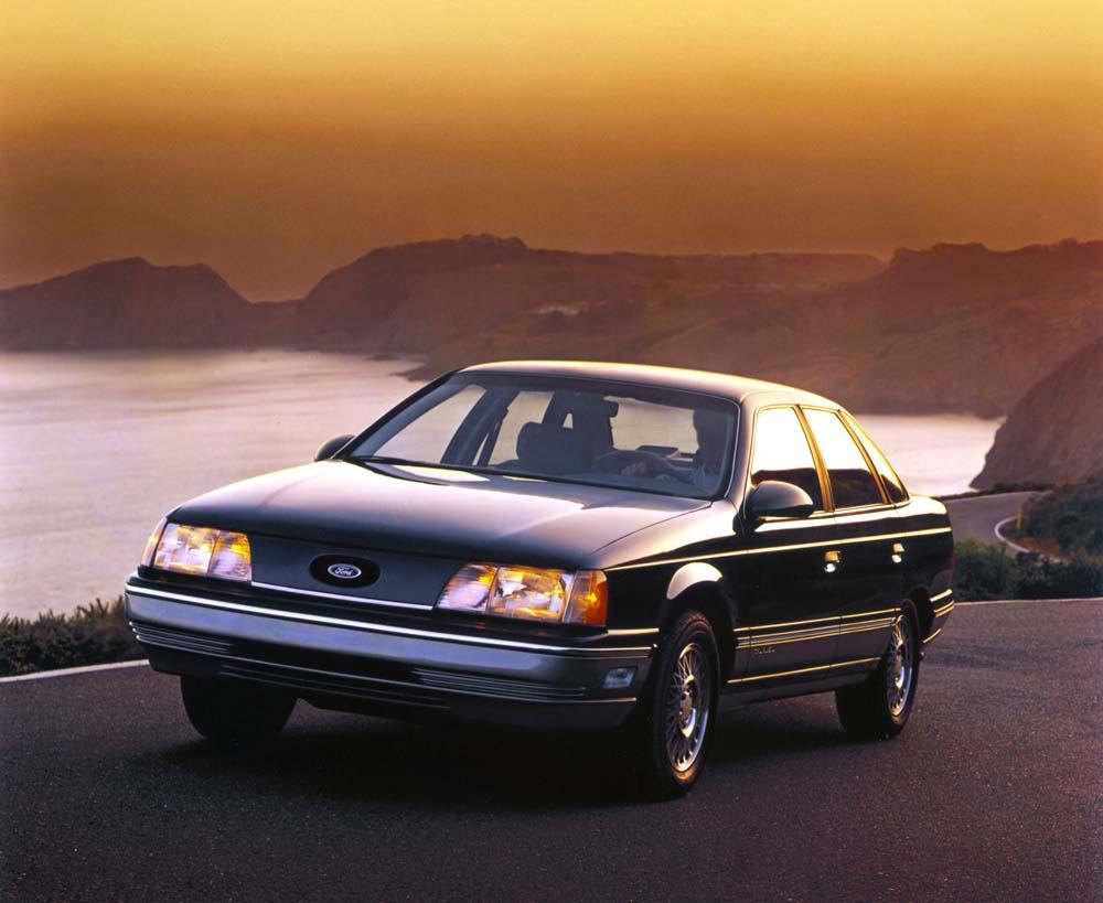 Car Auction Sites >> Guilty Pleasure: 1986 Ford Taurus