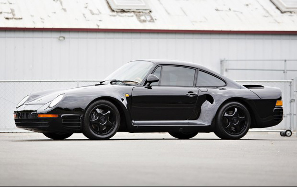 Rare Porsche 959 Coming Up For Auction