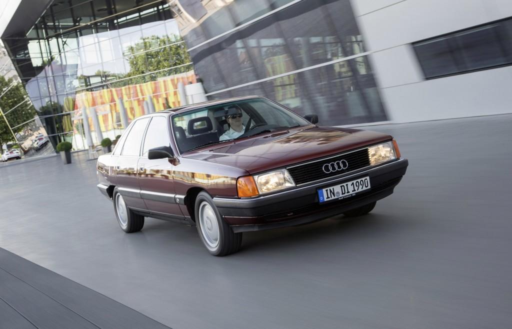 1989 Audi 100 2.5 TDI
