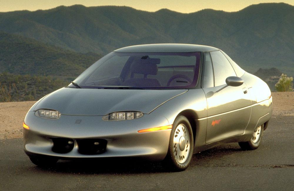 1990 GM Impact