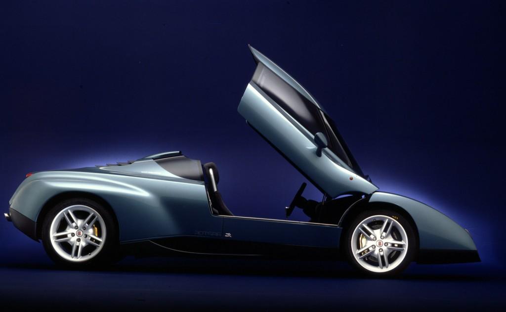 1996 Lamborghini Raptor Zagato