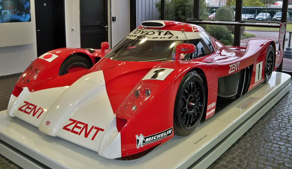 image 1999 toyota gt one le mans race car size 1024 x 594 type gif posted on october 14. Black Bedroom Furniture Sets. Home Design Ideas