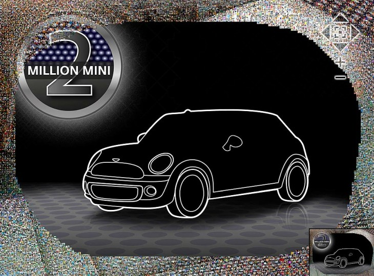 2 Million MINI sweepstakes on Facebook