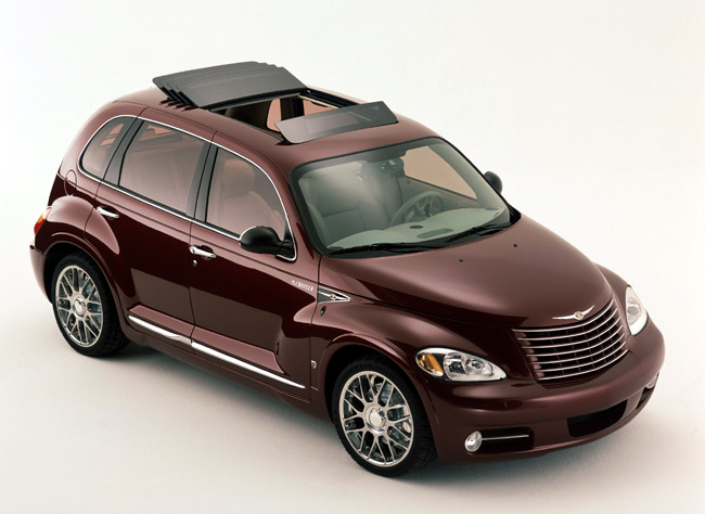 Chrysler Pt Cruiser Will Cruise No More