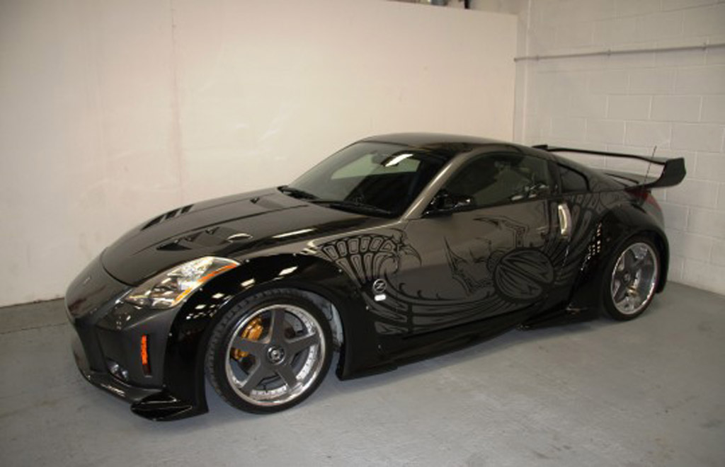 'The Fast And The Furious: Tokyo Drift' Nissan 350Z Can Be ...
