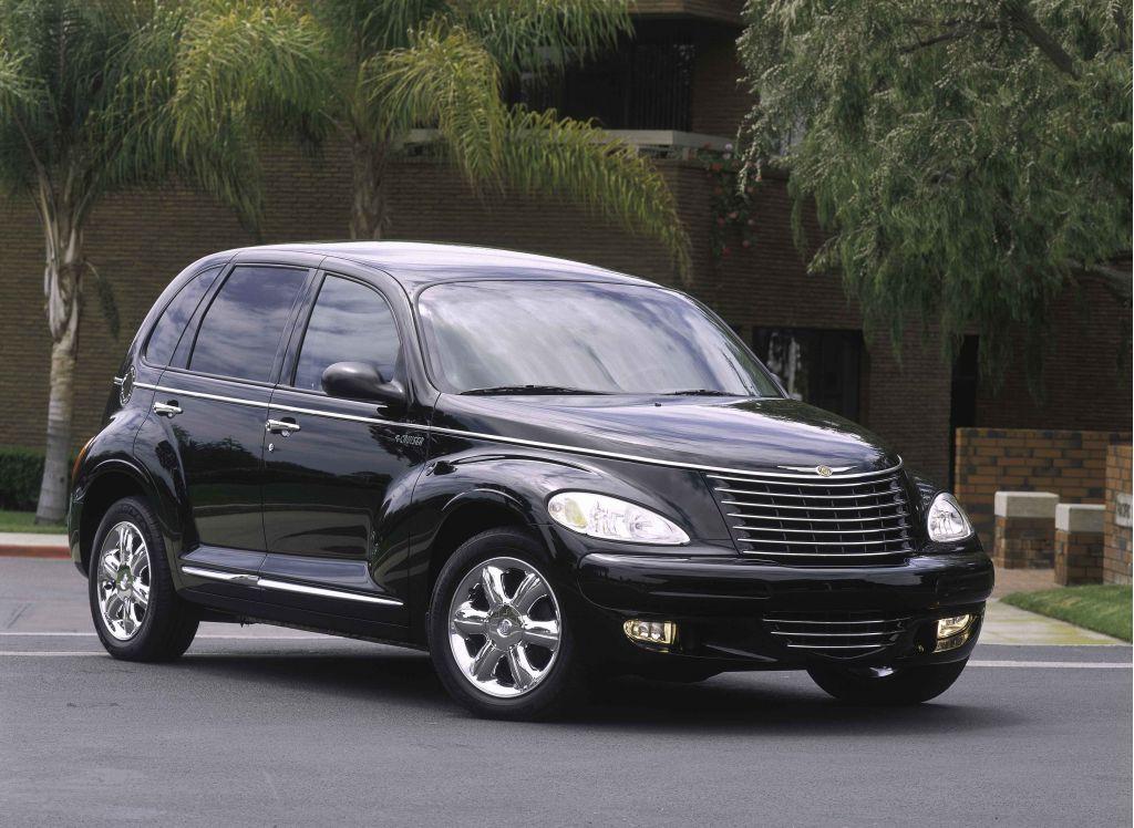 2003 Chrysler PT Cruiser Chrome Accents