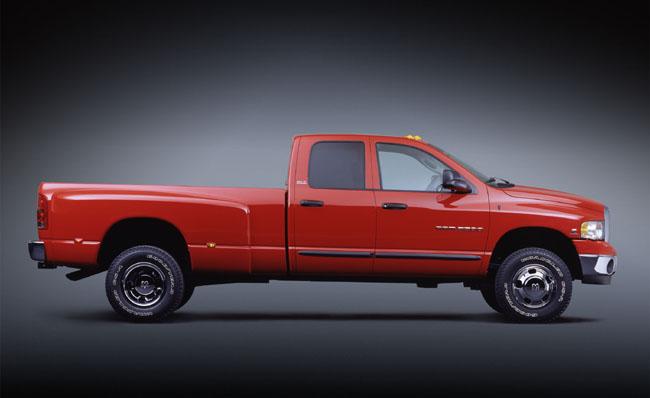 2003 Dodge Ram 3500 4x4