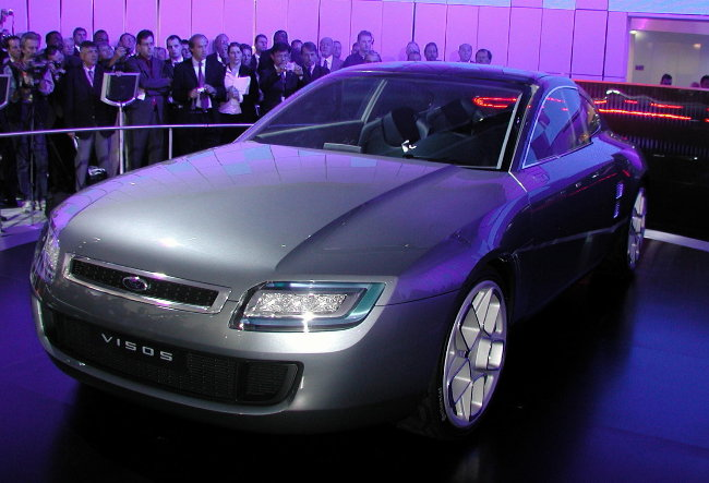 2003 Ford Visos concept, Frankfurt Auto Show