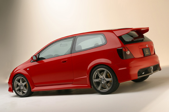 2003 Honda Civic Si Concept