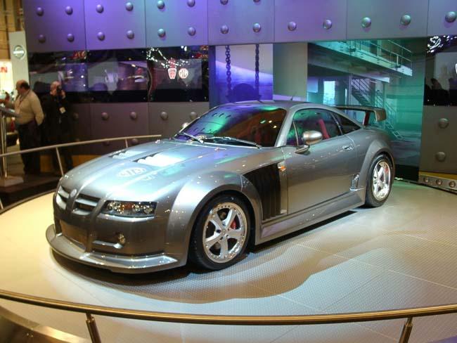 2003 MG SV