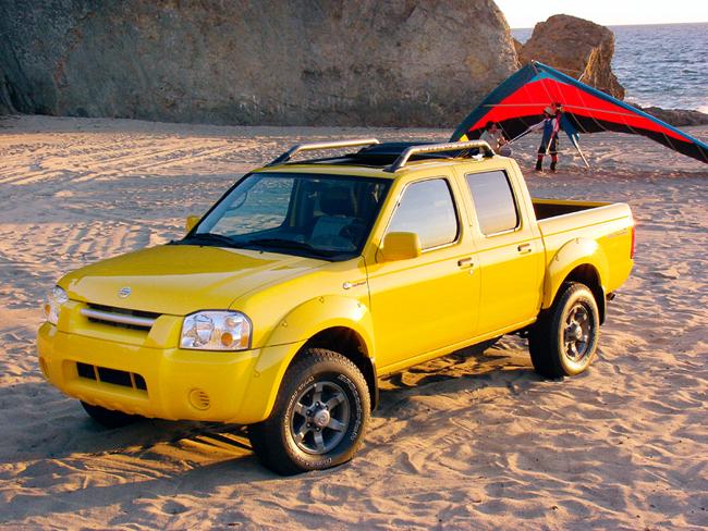 2003 Nissan Frontier Open Sky