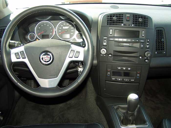 2004 Cadillac CTSv