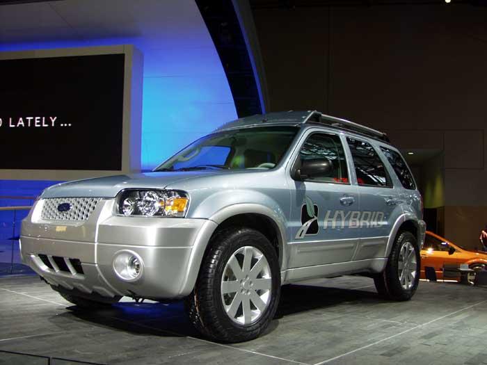 2004 Ford Escape HEV