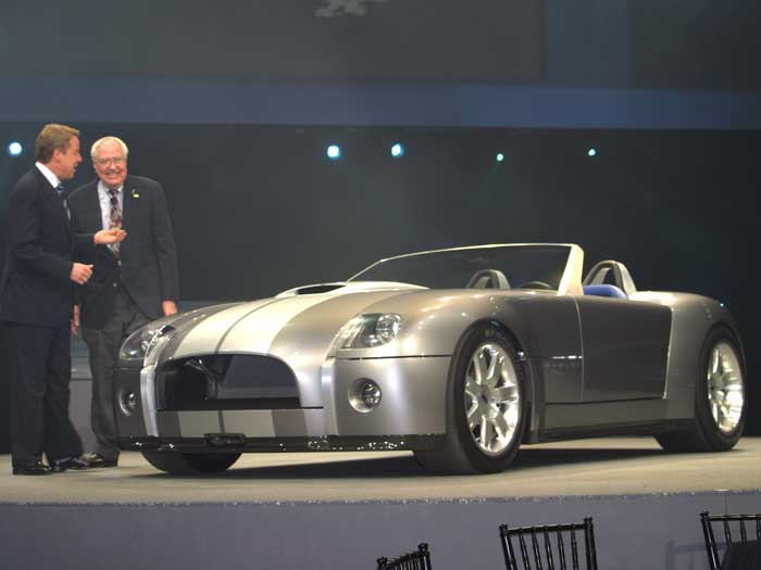 2004 Ford Shelby Cobra GT concept