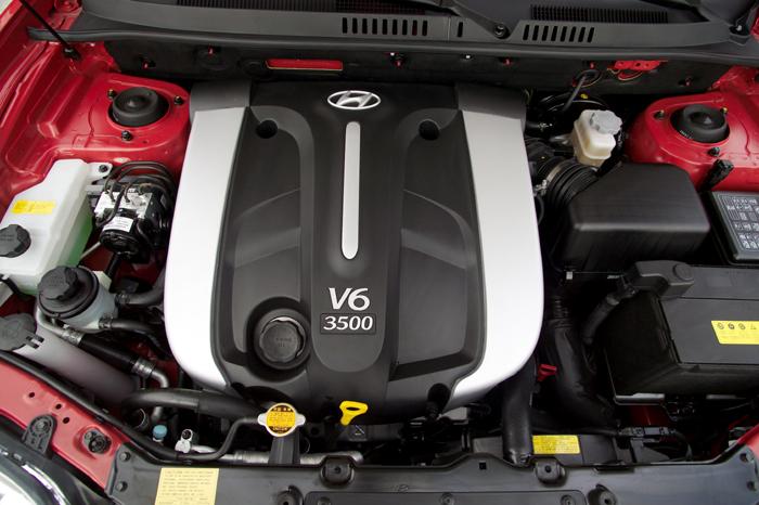 2004 Hyundai Santa Fe 3.5