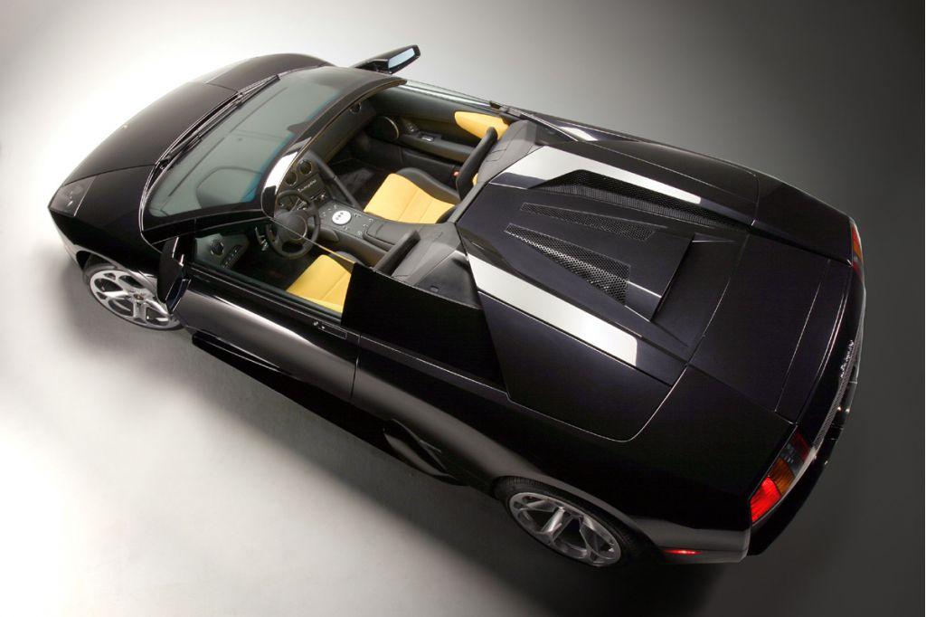 2004 Lamborghini Murcielago Roadster
