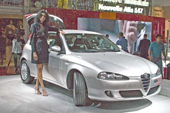2005 Alfa Romeo 147