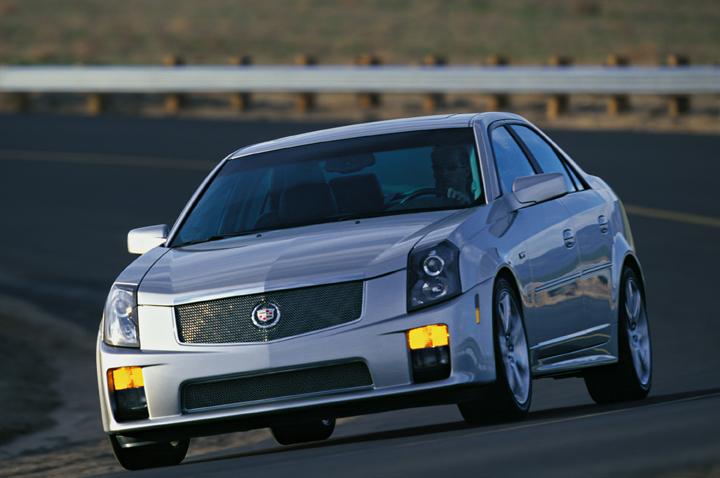 2005 Cadillac CTSv