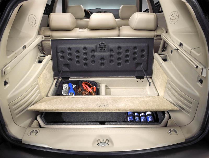Cadillac Srx Cargo Area L