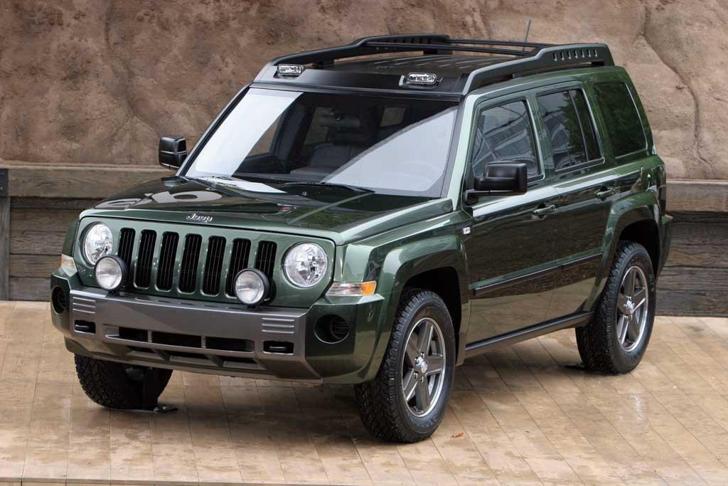 2005 Jeep Patriot concept, Frankfurt Auto Show