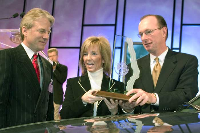 2005 NACTOY,  Detroit Auto Show