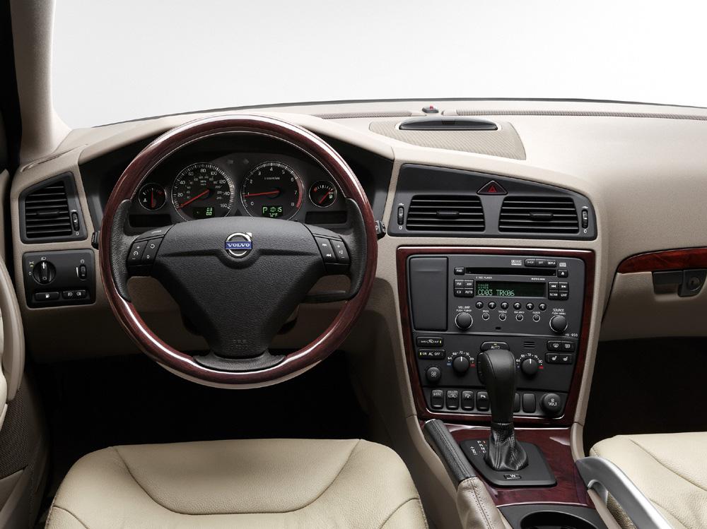 Volvo Xc Crosscountry Interior L