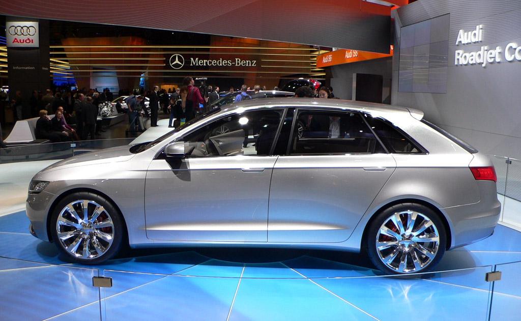 2006 Audi Roadjet concept, Detroit Auto Show