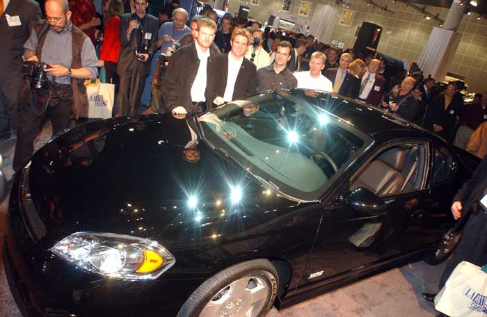 2005 Los Angeles Auto Show, Part I