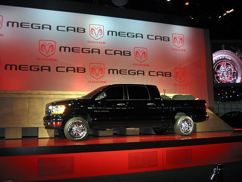 2006 Dodge Ram Mega Cab