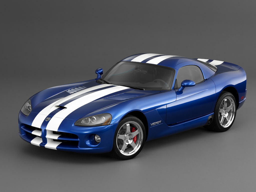 2006 Dodge Viper SRT-10 Coupe