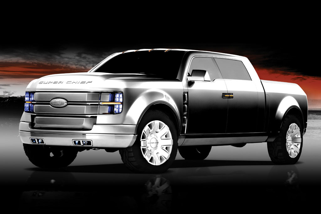 Contrary To Reports, Lincoln Not Planning Luxury Pickup