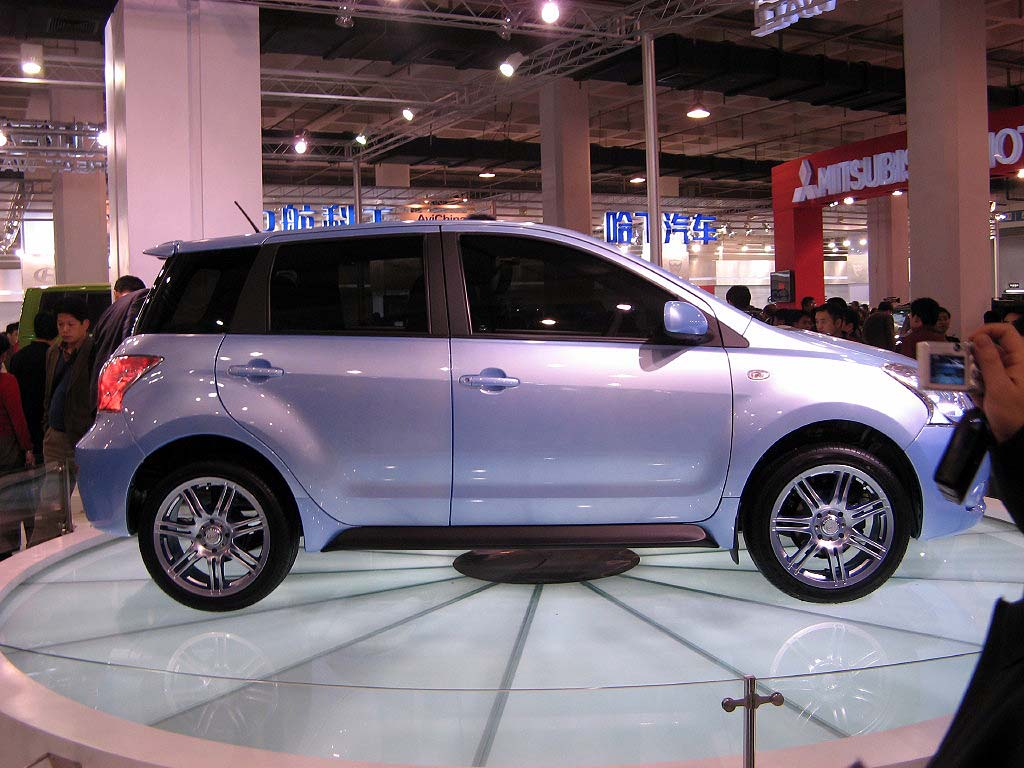 2006 Great Wall Florid, Beijing Auto Show