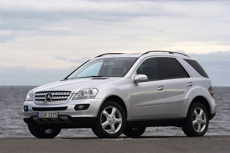 Image 2006 Mercedes Benz Ml350 Size 800 X 532 Type