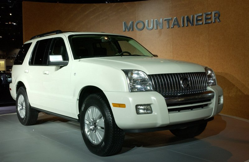 2006 Mercury Mountaineer