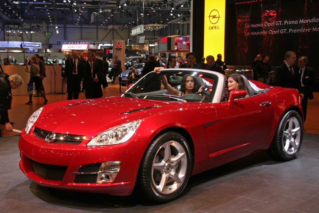 2006 Opel GT