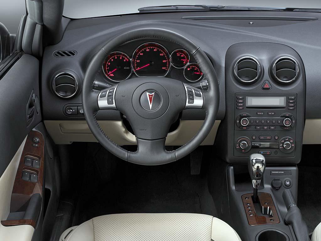2006 Pontiac G6 Convertible GT
