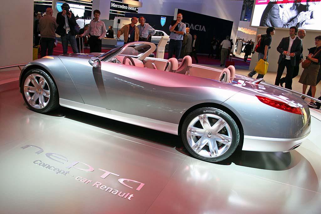 2006 Renault Nepta concept