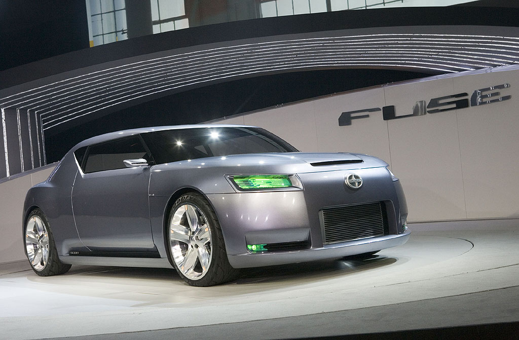 2006 Scion FUSE concept, New York Auto Show