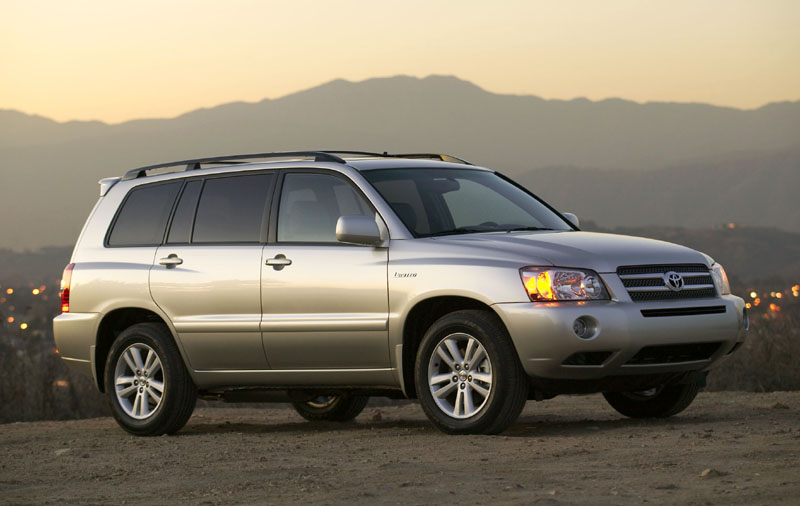 2006 2007 toyota highlander hybrid lexus rx 400h recall alert. Black Bedroom Furniture Sets. Home Design Ideas