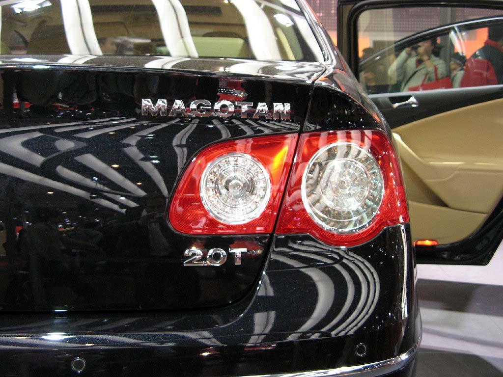 2006 Volkswagen Magotan