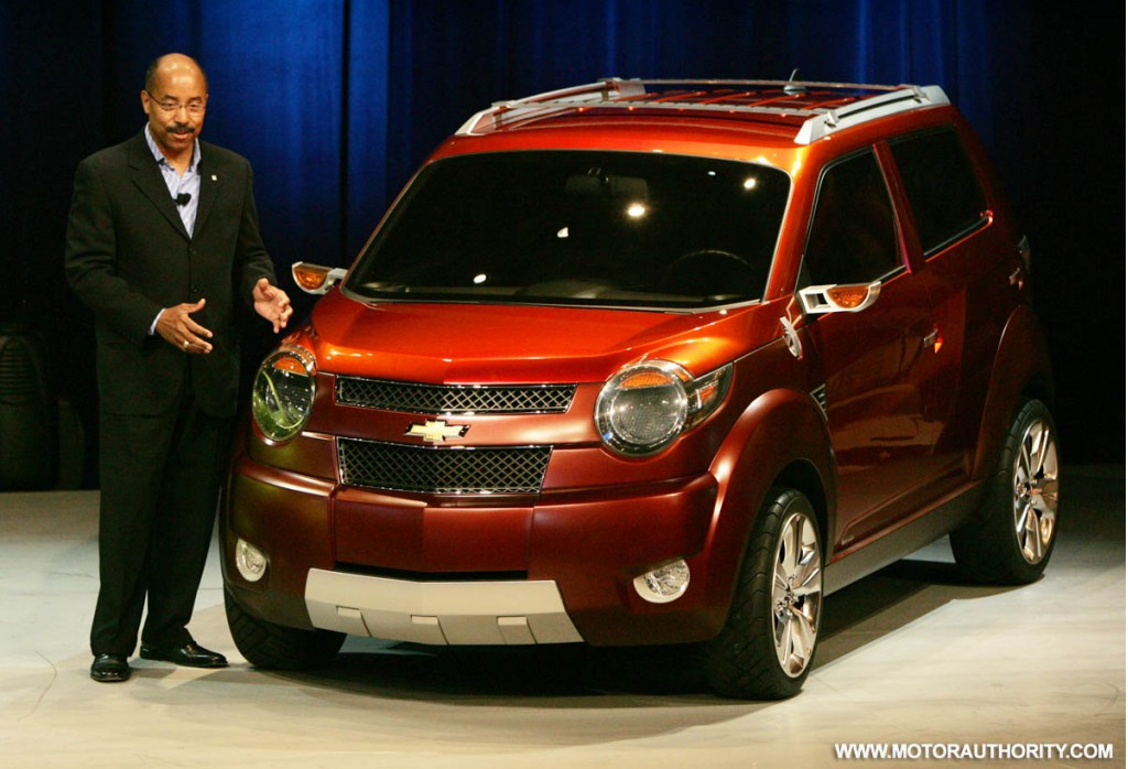 Gm Chevrolet Trax Concept L on 2009 Chevrolet Hhr Ss