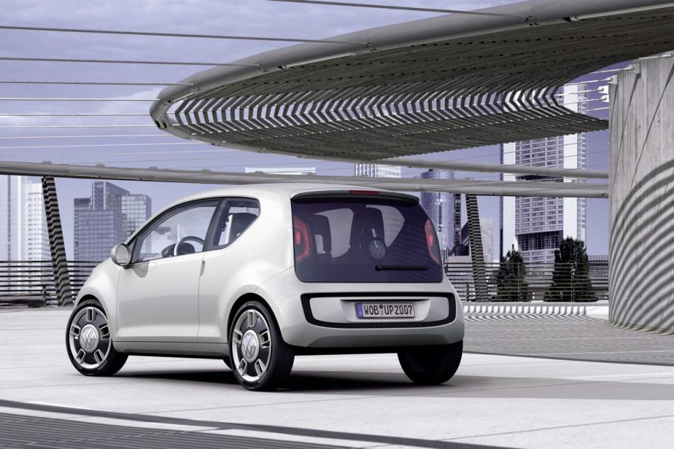 2007 Volkswagen up! concept