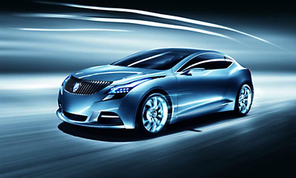 2007 Buick Riviera Concept (China)