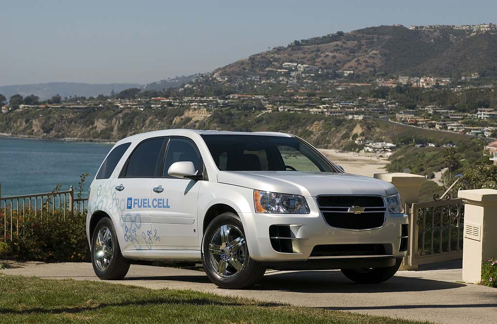 2007 Chevrolet Equinox Fuel Cell Vehicle