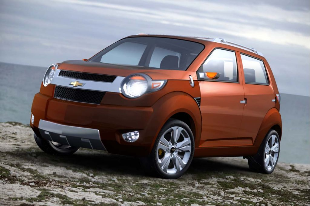 2007 Chevrolet Trax Concept