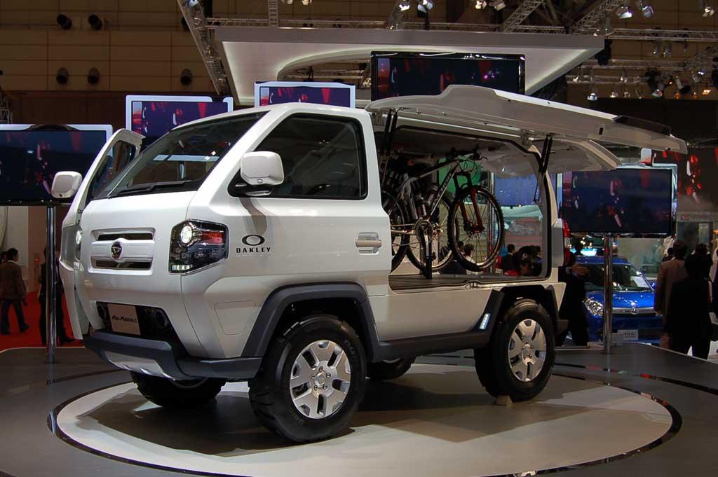 2007 Daihatsu Mudmaster